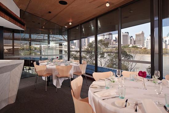 Brisbane Stokehouse Restaurant002 The Stokehouse Brisbane