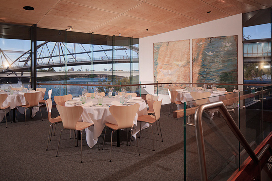 Brisbane Stokehouse Restaurant003 The Stokehouse Brisbane
