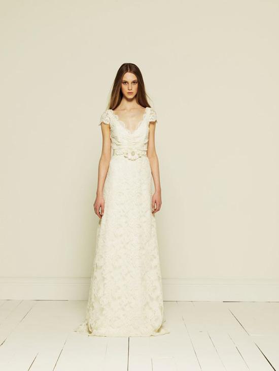 Collette Dinnigan Bridal 0051 Collette Dinnigan Resort 2012 Bridal Collection