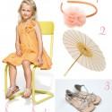 Summer Flowergirl Style