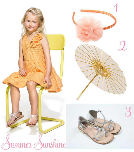 Summer Flowergirl Style1 Flowergirl Style From Big By Fiona Scanlan