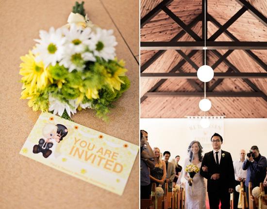Teresa and Paul were married at Hinterland Baptist Church Worongary