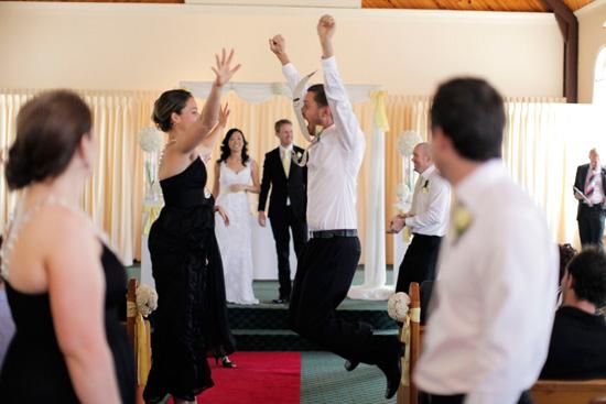 gold coast diy wedding979 Teresa and Pauls Gold Coast DIY Wedding