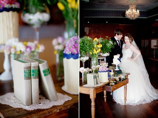 vintage wedding inspiration003 Vintage Glamour Wedding Inspiration Shoot Part Two