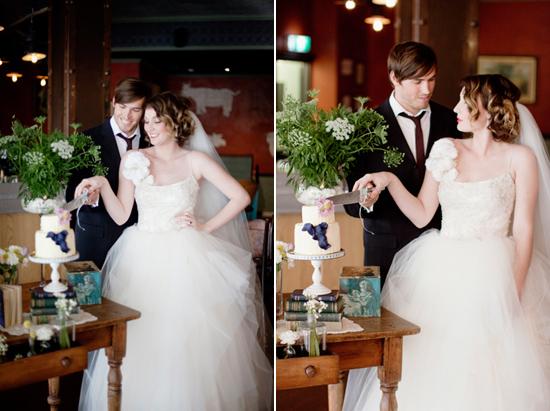 vintage wedding inspiration005 Vintage Glamour Wedding Inspiration Shoot Part Two