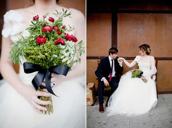 vintage wedding inspiration009 Vintage Glamour Wedding Inspiration Shoot Part Two
