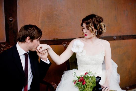 vintage wedding inspiration010 Vintage Glamour Wedding Inspiration Shoot Part Two