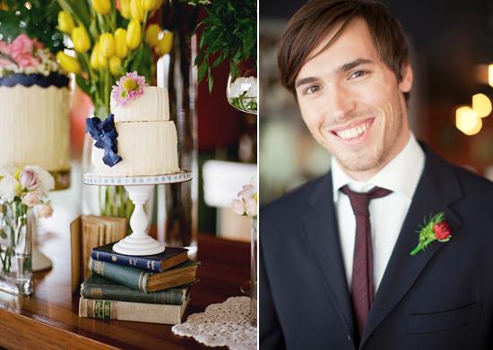 vintage wedding inspiration016 Vintage Glamour Wedding Inspiration Shoot Part Two