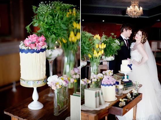 vintage wedding inspiration021 Vintage Glamour Wedding Inspiration Shoot Part Two