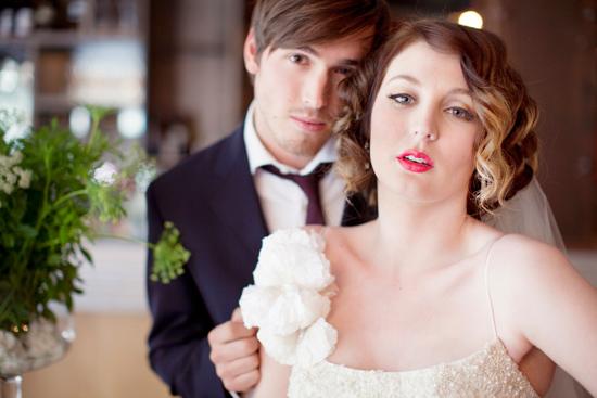 vintage wedding inspiration022 Vintage Glamour Wedding Inspiration Shoot Part Two