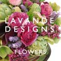 Lavande Designs Weddings Banner
