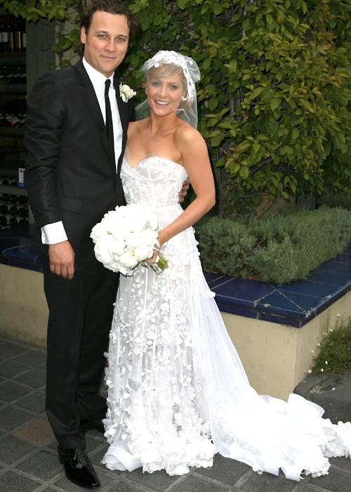 Natalie Bassingthwaighte wedding 2011 Celebrity Wedding Countdown