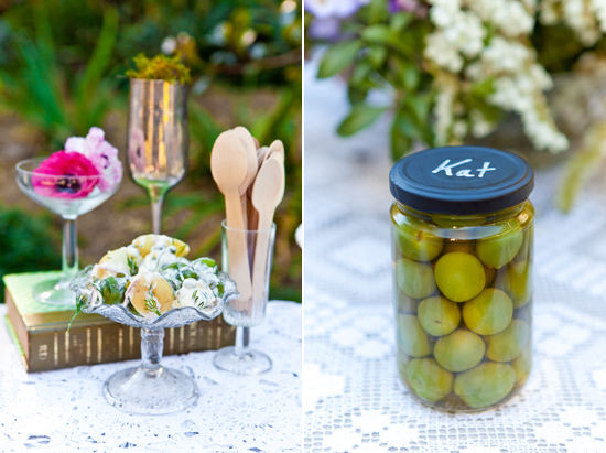 afternoon in the garden wedding inspiration007 Afternoon In The Garden Wedding Inspiration
