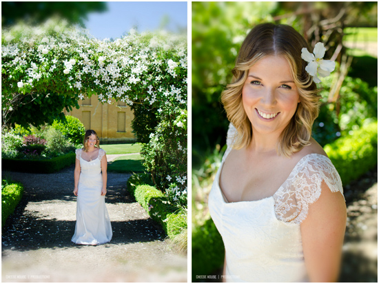 garden bridal inspiration002 Garden Bridal Inspiration