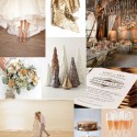 gold-wedding-inspiration-board