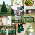 green-wedding-inspiration-board