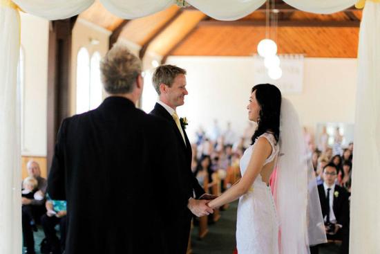 handmade goldcoast wedding Teresa and Pauls Gold Coast DIY Wedding