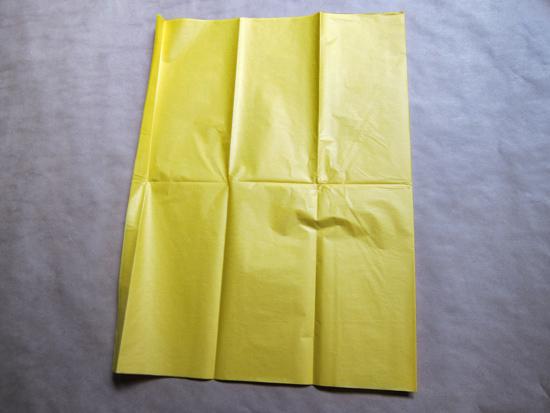 paper pompom tutorial004 Tissue Paper Pom Pom Tutorial