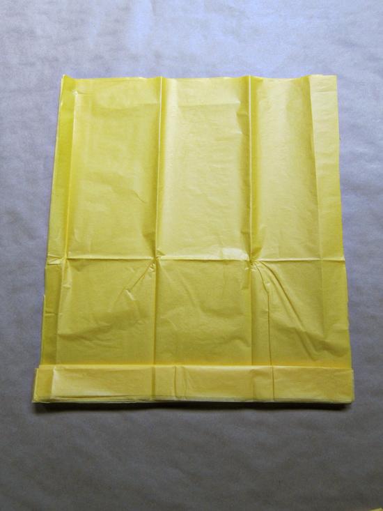 paper pompom tutorial006 Tissue Paper Pom Pom Tutorial