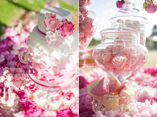 pink peonies wedding inspiration002 Pink Peonies Wedding Inspiration