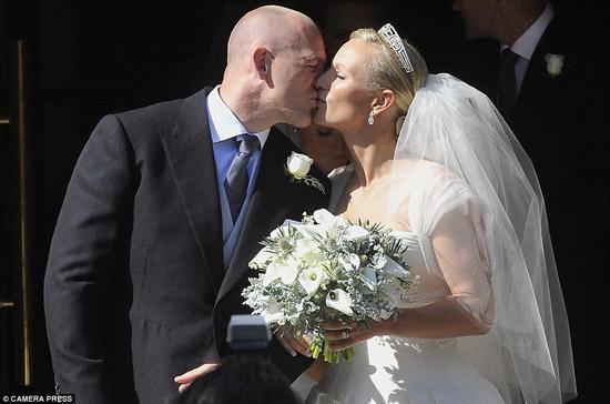 zara phillips wedding 2011 Celebrity Wedding Countdown