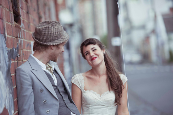 vintage wedding inspiration013 Carmen and Jonnys Vintage Style Wedding Shoot