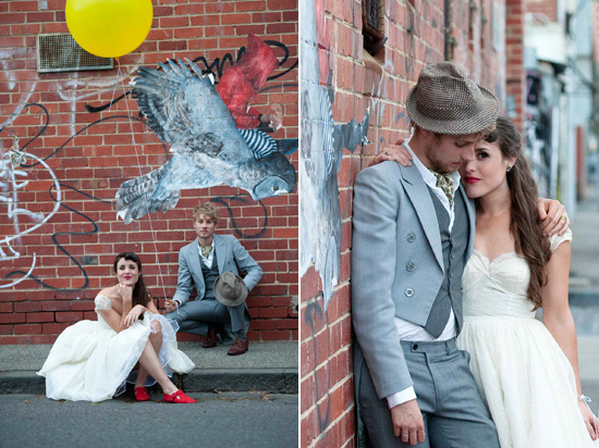 vintage wedding inspiration019 Carmen and Jonnys Vintage Style Wedding Shoot