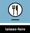 Laissez-faire-Catering-Logo