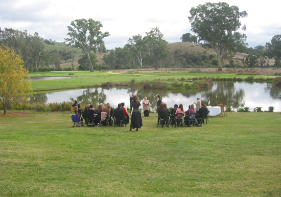 Stonelea Country Estate Weddings and Special Events Ten Garden Wedding Venues In Victoria