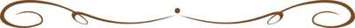 Swirl divider Top Ten   Reception Style