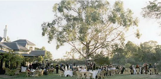 Woodman Estate Wedding Ceremony Gallery Ten Garden Wedding Venues In Victoria