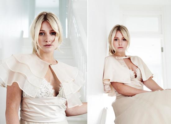 "bridal accessories by kristi bonnici004 Kristi Bonnici ""Sometimes A Whisper Is Enough"" Bridal Accessories Collection"