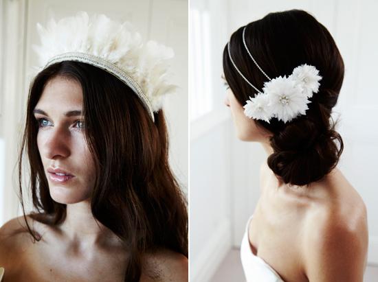 "bridal accessories by kristi bonnici014 Kristi Bonnici ""Sometimes A Whisper Is Enough"" Bridal Accessories Collection"