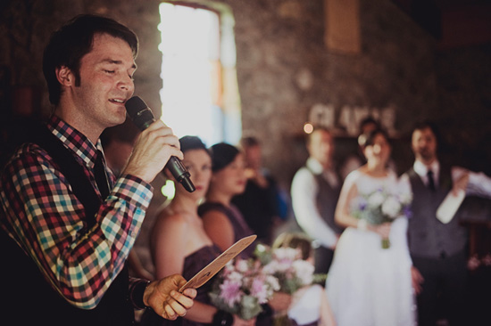 ecelctic country wedding012 Tamar and Glens Eclectic Country Wedding