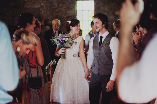 ecelctic country wedding014 Tamar and Glens Eclectic Country Wedding