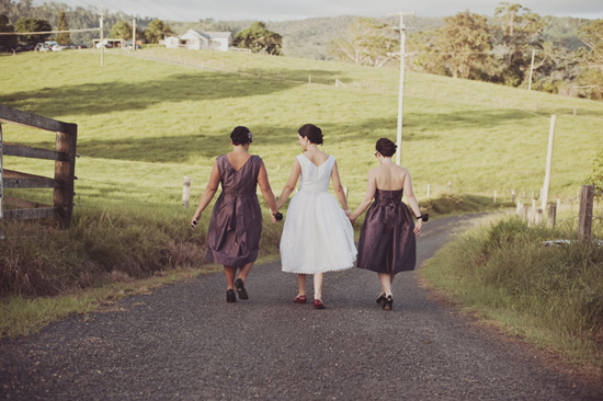 ecelctic country wedding053 Tamar and Glens Eclectic Country Wedding