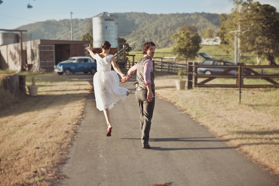 ecelctic country wedding133 Tamar and Glens Eclectic Country Wedding