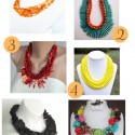 etsy roundup chunky bold necklaces
