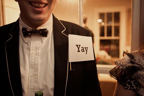 yay wedding sign Friday Roundup