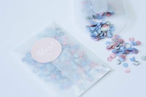 Akimbo Circa confetti and label 500x333 Pastel Confetti With Free Sticker Tutorial