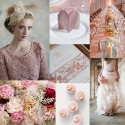 Fluffy Pink Wedding