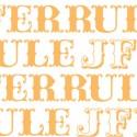 circus wedding fonts