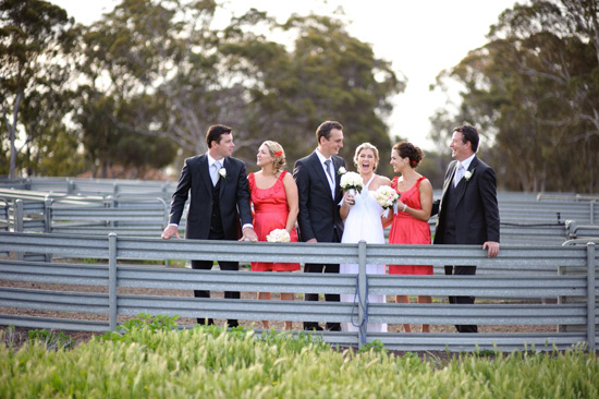 country australian wedding049 Zara and Andrews Quirky Country Wedding