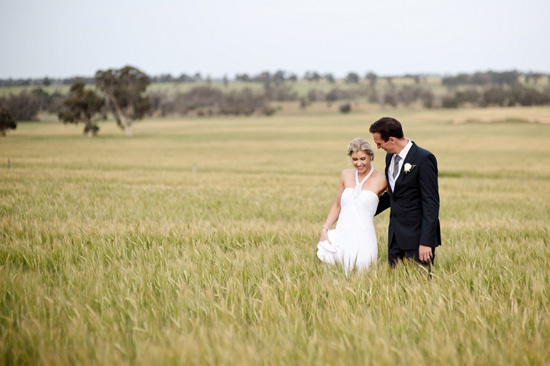 country australian wedding062 Zara and Andrews Quirky Country Wedding