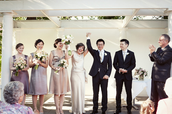 elegant melbourne wedding079 A Look Back At Polka Dot Bride 2012