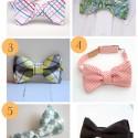 etsy bow ties