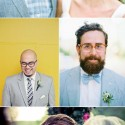 grooms wearing glasses