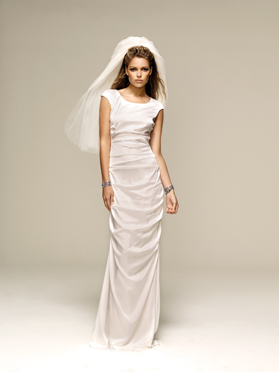 lisa ho wedding gowns002 Lisa Ho Winter 2012 Bridal Collection