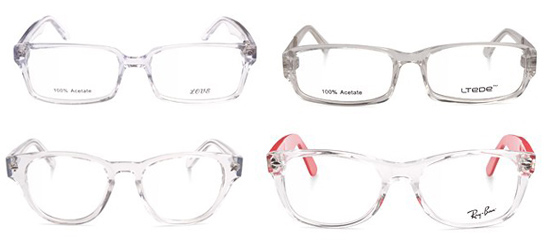 neutral spectacles for grooms Grooms Wearing Glasses