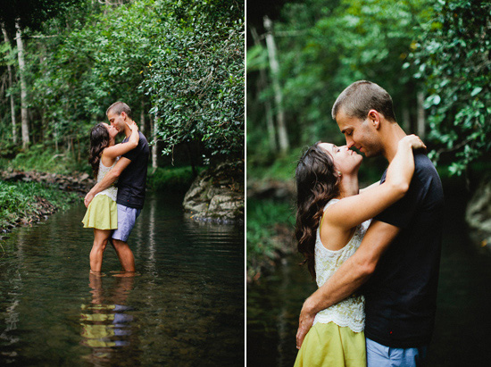 river engagement shoot043 Kristine and Chris River Engagement Photos